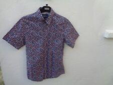 Topman size UK XS 100% cotton shirt
