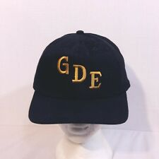 G D E George Dyck Autobody Niverville MB Canada Dad Baseball Truckers Hat Cap
