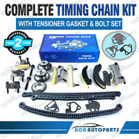 TIMING CHAIN KIT WITH GEARS FOR HOLDEN COMMODORE VE VF ALLOYTEC LY7 LE0 3.6L V6