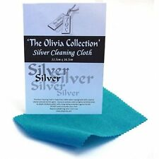 Toc Silver Jewellery Cleaning & Polishing Cloth 11.5 cm x 16.5 cm