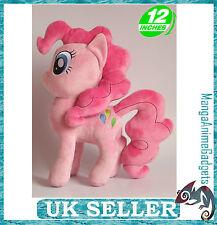 Pinkie Pie peluche 12 pouces / 30 cm Mon petit poney peluche 12 pouces / 30 cm uk stock de haute qualité