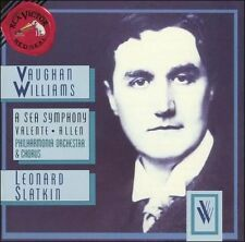 Vaughan Williams: A Sea Symphony (CD, Sep-1993, RCA Victor Red Seal)