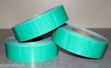 Avery T-6507 Series HIP Reflective Tape (Adhesive) - GREEN 5 Meters