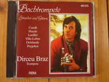 Dirceu Braz Bachtrompete, Streicher & Gitarre