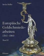 Fachbuch Europäische Goldschmiedearbeiten Band 2 NEU zahlreiche Fotos SELTEN!!
