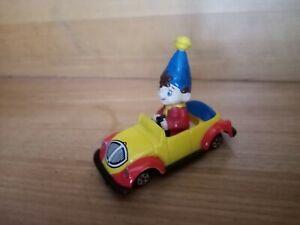 Noddy Car (Comic Car von Ertl 1985  ) beliebte Comic Serie ,Auto mit Figur