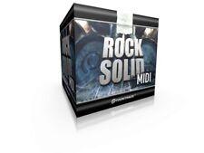 ToonTrack Rock Solid MIDI-Pack (Download)