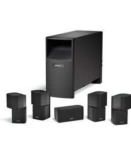 Bose Acoustimass 10 Series IV Home Theater Speaker System Great Condition!