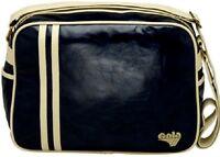 Borsa Tracolla Donna Uomo Blu Gola Bag Woman Men Redford Ledger Navy/ Ecru CUB37