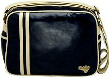 Borsa Tracolla Donna Uomo Blu Gola Bag Woman Men Redford Ledger Navy/ Ecru CUB37