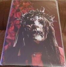 """Slipknot Rock Band Poster Style Wall Sign New 8"""" X 12"""""""