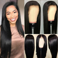 150% Density Malaysian Virgin Human Hair Wig Lace Front Full Wigs with Baby Hair