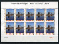 Vel 2768 Nederlands Werelderfgoed - Worldheritage UNESCO Molens Kinderdijk