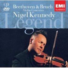 Kennedy, Nigel - Beethoven & Bruch Violin Concertos 2CD NEU OVP