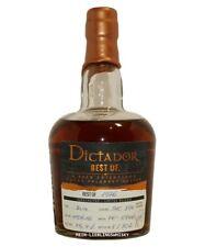Dictador Best of 1976-kolumbian rum 46,4% vol. - 0,7 LITRI