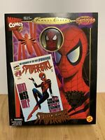 "Spider-Girl -Marvel Famous Covers Series 8"" Retro Previews Exclusive Toy Biz NIB"