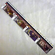BIT METREBUS Buon Compleanno Capitano TOTTI -4 valid bus metro ROMA ticket set