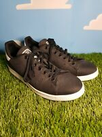 Adidas Stan Smith Black Trainers Size 8.5