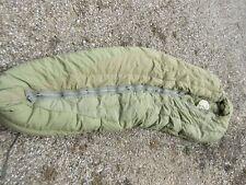 US Army Schlafsack Mountain Sleeping Bag Type I M-1949 Nam Korea Vietnam WK2 Reg