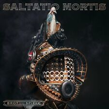 SALTATIO MORTIS - BROT UND SPIELE (LIMITED DELUXE EDITION )  2 CD NEU