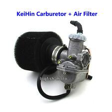Dirt Bike Carburetor 20mm Carb Air Filter For Honda XR80R XR80 XR 80 R Pit Motor