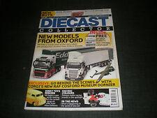 DIECAST COLLECTOR MAGAZINE ISSUE 215 SEPT 2015 CORGI MATCHBOX ETC MODEL CARS