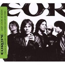 "EUROPE ""LAST LOOK AT EDEN (EP)""  CD SINGLE NEU"