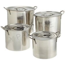 Buckingham 18074 Stock Pot with Stainless Steel Lid - 15 L