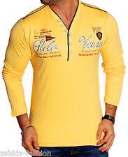 Hombre Sudadera con Capucha Manga Larga Shirt Diseño Camiseta M L XL XXL Nuevo