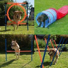 SET AGILITY DOG COMPLETO gioco per cane + omaggio regalo!!!