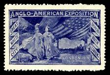 GB Poster Stamp - 1914 London - Anglo-American Exhibition