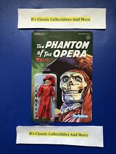 The Phantom Of The Opera Masque Of The Red Death ReAction Figure Horror Super 7