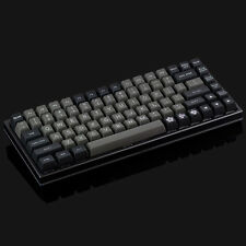 MAXKEY DOLCH SA Double shot ABS keycaps for mechanical keyboard fit kbd75 keycap
