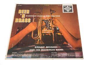 LP Ernst Mosch - Beer 'n Brass, Bohemian polkas and waltzes TP 2515 USA