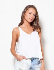 Tops de mujer 100% algodón talla XS