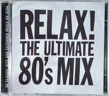 Relax! The Ultimat 80's Mix by Various 80's Greats [UK Imp.- 2CDs - 1998] - NM/M