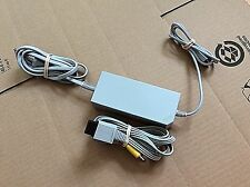 Official Wii Power Cord & AV Cables TESTED!!! OEM!