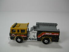 Matchbox Pierce Dash Fire Engine Truck 1/64 Scale JC13