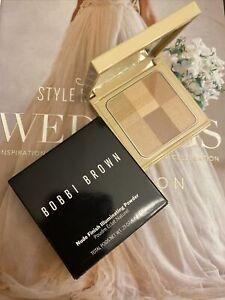 Bobbi Brown Nude Finish Illuminating Powder - Buff 0.23 oz NIB Fresh