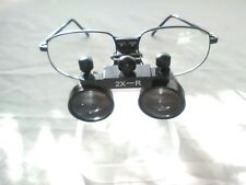 Surgical loupes 3.5X suitable for surgeons vascular, plastic and dentists
