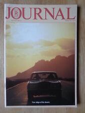 ROLLS ROYCE Dealer Journal brochure for Sales Staff - 1983 Vol 2 No 5