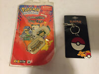 POKEMON KEYCHAIN AND DOGTAGS