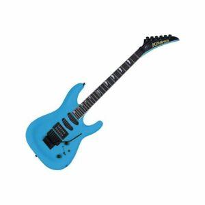 KRAMER SM-1 Candy Blue - E-Guitar