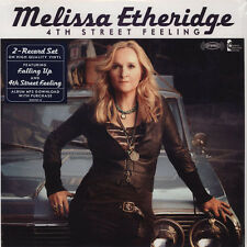 Melissa Etheridge - 4th Street Feeling Vinyl 2LP Island Records 2012 NEW/SEALED
