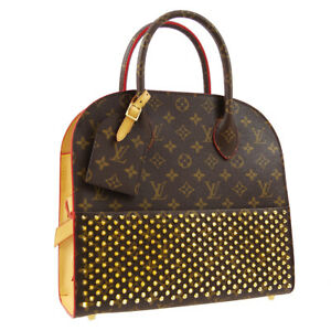 LOUIS VUITTON ICONOCLASTS HAND TOTE BAG CHRISTIAN LOUBOUTIN M41234 A43938d