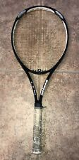 Prince Black/White Titanium Tungsten Carbon Tennis Racquet Grip Size 3