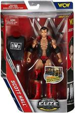 SCOTT HALL WWE Mattel ELITE 51 Action Figure Toy Brand New - Mint Packaging