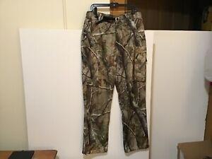 ScentLok Whitetail Elite Men's L Realtree AP10 Camo Hunting Pants NEW!  #PB-13