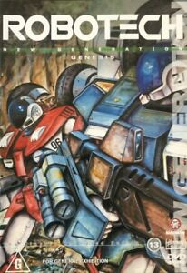 V1 Brand New Sealed -  Robotech - New Generation Genesis Animated Series 13 DVD