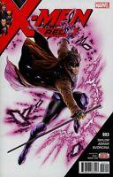 X-MEN RED #3 CVR A Marvel Comics 2018 CVR A